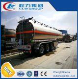 고품질 세 배 차축 판매를 위한 알루미늄 연료 트레일러 25 톤