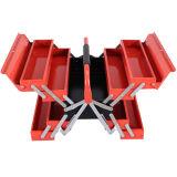 Blauer /Orange-Farben-Stahl-Werkzeugkasten