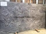 Ingevoerd Grijs Avatar Marmer met Zwarte Aders voor de Decoratie van het Hotel