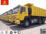 Carro de volquete del carro de vaciado de Sinotruk HOWO LHD/Rhd 6*4 336/371HP