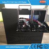 固定か使用料のための良質HD P2.5屋内前部サービスLED表示
