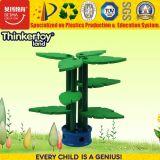 Brinquedos Open-End dos blocos de apartamentos da construção plástica de DIY