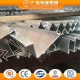 Perfil de alumínio da fábrica de China para a faixa do indicador