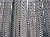 Carta da parati di tornitura del metallo non prezioso dello stucco dell'intonaco dell'assicella della nervatura della rete del modello alta
