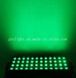 Het Lichte/Waterdichte IP65 LEIDENE van de hoge RGB LEIDENE van de Macht 60X 3W Wasmachine van de Muur Licht van de Vloed