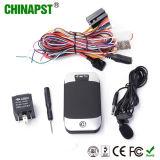 Perseguidor GPS303f (PST-VT303F) del coche del vehículo de GSM/GPRS/GPS Motorcyle