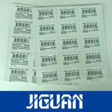 Настраиваемый логотип 1c печать четких Прозрачная наклейка
