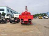 Dongfeng 4X2 2ton camión grúa