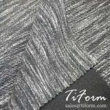 T/R de tejido poliéster tela de rayón para prendas de vestir