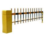Cancello di sollevamento della barriera del sistema automatico di parcheggio di controllo di accesso