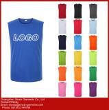 Maglietta e protezioni promozionali su ordinazione con il vostro slogan (R194)