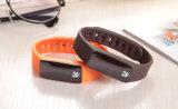 標準的なシリコーンの方法スマートなブレスレットとして男女兼用のスポーツのPemometerの腕時計M3