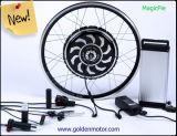 Kit eléctrico del mecanismo impulsor de la bici con el motor sin cepillo de la C.C. de la eficacia alta