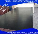 la película de 12m m hizo frente a la madera contrachapada para el exterior, pulgada de la talla 4X8