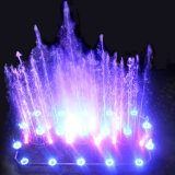 Ice Tower Music Dancing Water LED Fountain