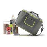 18 peut le sac isolé de refroidisseur de pique-nique pour la boisson et la nourriture