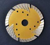 Tipo de segmento da lâmina de serra de diamante