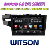 "Witson gran pantalla de 10,2"" de Android 6.0 alquiler de DVD para Honda Fit Jazz Controlador izquierdo"