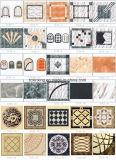 Diversos tipos de decoración piso ascensor