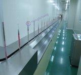 Revestimento de pulverizador do robô/linha de pintura UV automáticos para as peças plásticas