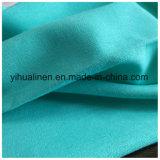 Tissu visqueux de toile pour des vêtements de mode