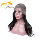 Longs Cheveux humains 24inch Full Lace Wigs Paypal