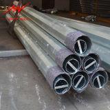110kv da Subestação galvanizados a quente da estrutura de aço