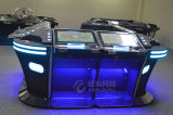 Spielendes Münzen-Betriebskasino bearbeitet Roulette-Maschine für Verkauf maschinell
