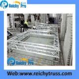 使用されたアルミニウム照明トラスシステム、段階のトラス