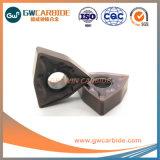 карбид вольфрама Cnmg Tnmg 160408 Вставить для фрезерования