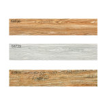 150X800mm glasig-glänzende hölzerne Planke-Mattfliesen für Fußboden
