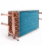 結合されたコイル-暖房および冷却部。 交通機関のための親水性のコーティング、