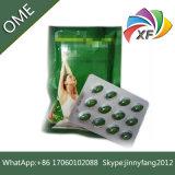100%Natural Max& 체중 감소 캡슐 녹색 안전