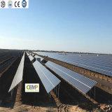 El proyecto fuera de la red y en el sistema de rejilla reconocido 265W PV Panel Solar policristalino