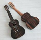 중국 Aiersi 자바 흑단 바디 6 끈 여행 기타 우쿨렐레 Guitarlele