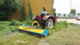 Простота в работе используется с буксировкой сзади трактора Цеповые косилки (KDK180)