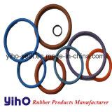 NBR/EPDM/FKM/Viton/SBR/Silicone de RubberAfmetingen van de O-ring
