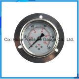 Indicateur de pression résistant aux vibrations d'acier inoxydable