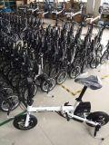 '' Bike алюминиевого сплава 12 сложенный электрический с батареей лития