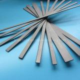 Aleación dura las tiras de carburo para corte de madera (YG6)