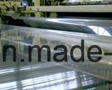 La película de poliéster 4.5micron para producir cintas de transferencia térmica (TTR)