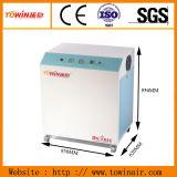 Doppeltes Spray-Luft-Becken leiser Oilless Kasten-Luftverdichter (TW7502S)