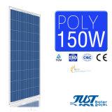 150W Module photovoltaïque Poly meilleur plan d'énergie solaire pour la maison