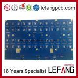 두 배는 시제품 키보드 키패드를 위한 PCB 널 PCB 편들었다