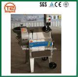 De Machine van de Snijder van het wortelgewas voor de Plantaardige Ontvezelmachine Dicer van de Snijmachine van het Fruit