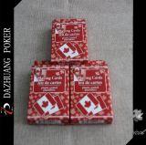Карточки Jeu De Cartes кленового листа играя