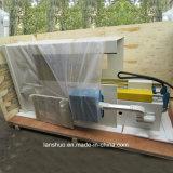 Endurecimiento por inducción de los rodillos de enfriamiento de la máquina más grande