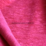 Panno morbido di effetto di stampa del catione micro, tessuto del rivestimento (peachpuff)