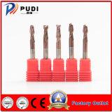Gen-HRC55 Carboneto sólido 2 flautas de ferramentas da máquina