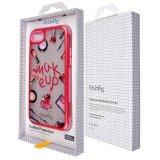 Nuevo diseño para iPhone7 el caso, contraportada plástica para el iPhone 7, parachoques suaves de TPU para el iPhone 7, 2 desmontables en 1 cubierta del caso para Apple iPhone7